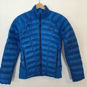 The North Face Womens 800 Down Jacket S/P Blue